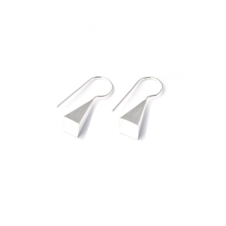 Pyramid Earrings - Mini