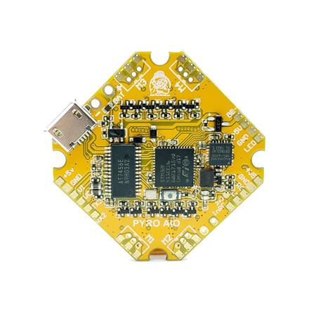 PYRODRONE AIO-412T (FC+ESC AIO)