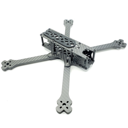 "PYRODRONE SOURCE ONE V3 7"" LONG RANGE FRAME - 6MM V0.3 ARMS"