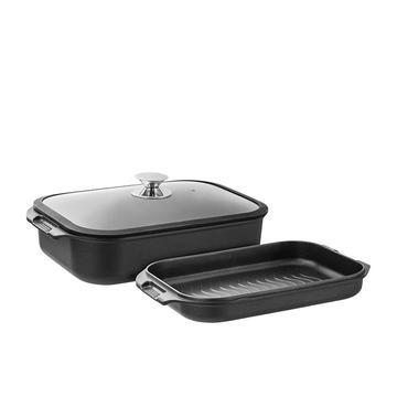 Pyrolux HA+ 3pce Double Roast/Grill Set