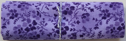 QF012  Lilac Floral