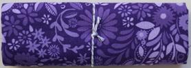 QF013  Purple Floral