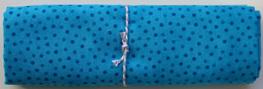 QF018  Turquoise Multi Spot