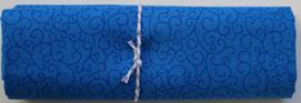 QF027  Blue Swirls
