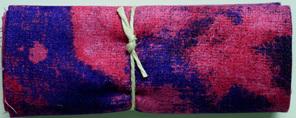 QF074  Cerise Pink & Purple Multi