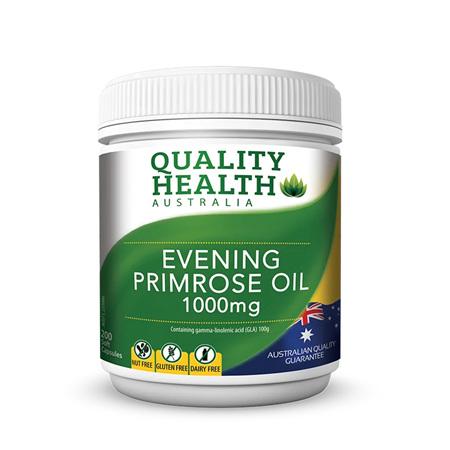 QH EVENING PRIMROSE OIL 200S