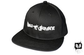 Quad Junkie Snap Back Cap