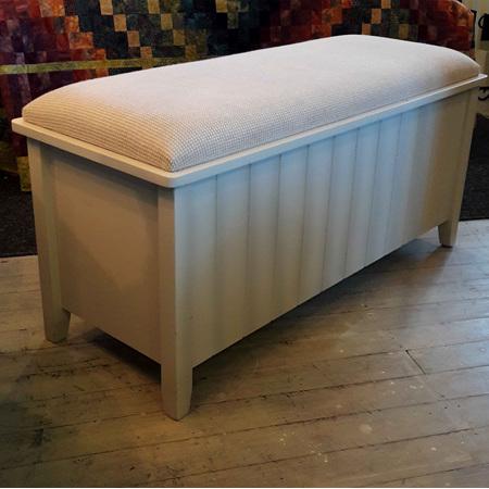 Quail Rug Box
