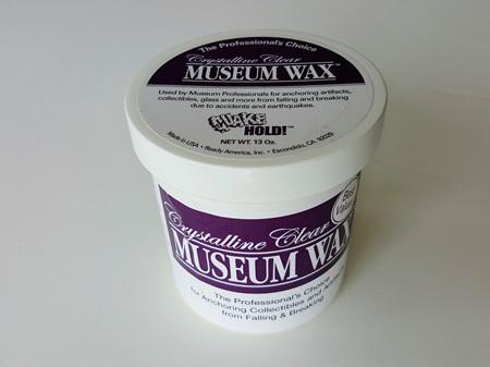 QuakeHOLD! Museum Wax - 13oz (365 grams)