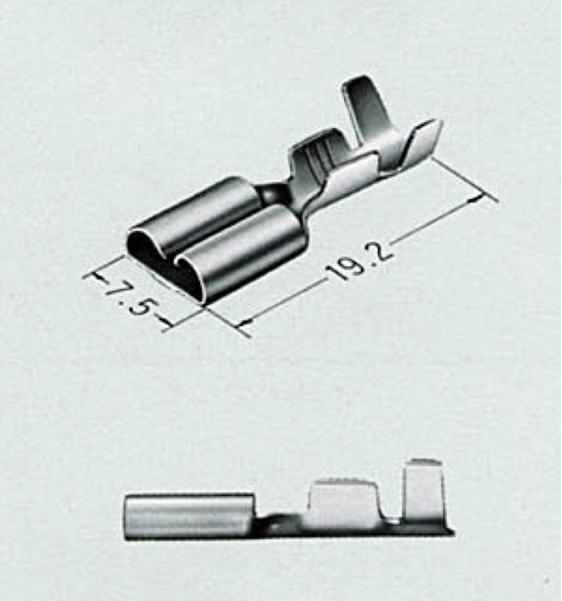 quarter inch spade