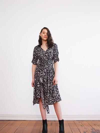 Quartz Mai Tai Dress