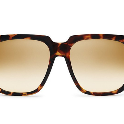 QUAY SUNGLASSES - ON THE PROWL - Tort/Gold Mirror