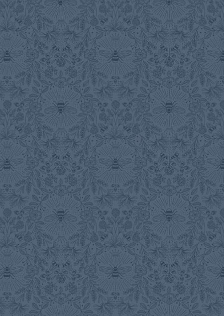 Queen Bee Dark Blue A502-3