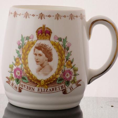 Queen Elizabeth II Mug