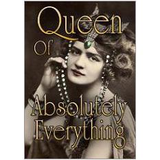 Queen Absolutely Fridge Magnet