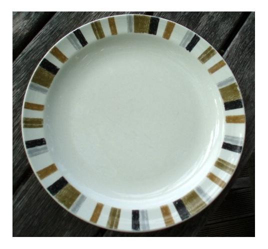 Queensberry stripe pattern