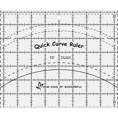 Quick Curve Ruler