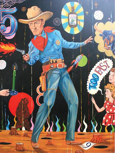 Quick Draw Cowboy
