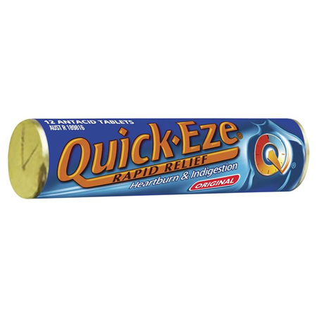 Quick-Eze Original Tablets