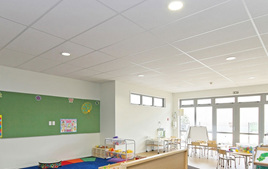 Quietspace Ceiling Tiles - No longer available as Autex have discontinued the range