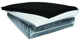 GreenStuf® AAB Autex Acoustic Blanket 35-25 Black (10 sheets per pack)