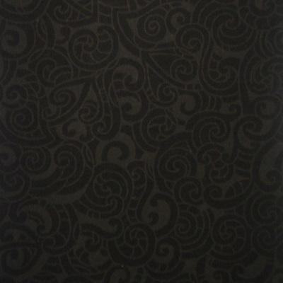 Quilt Backs 274cm - Moko Charcoal