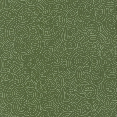 Quilt Backs 274cm - Ponga Koru