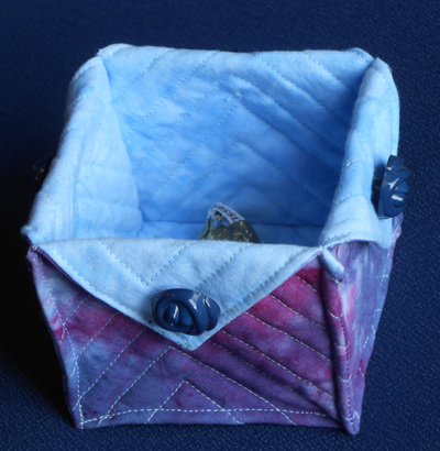 Quilted Gift Box Kitset