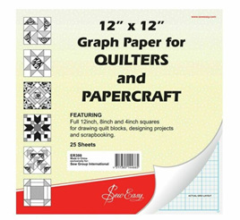 Quilters Graph Paper
