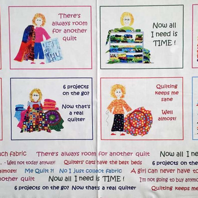 Quilters Quips