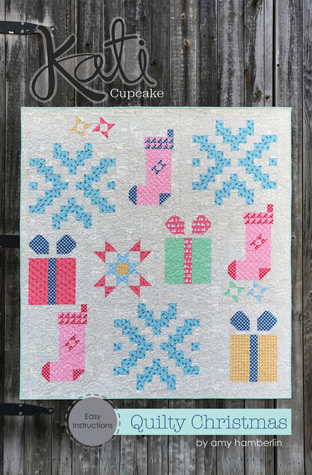 Quilty Christmas Quilt Pattern