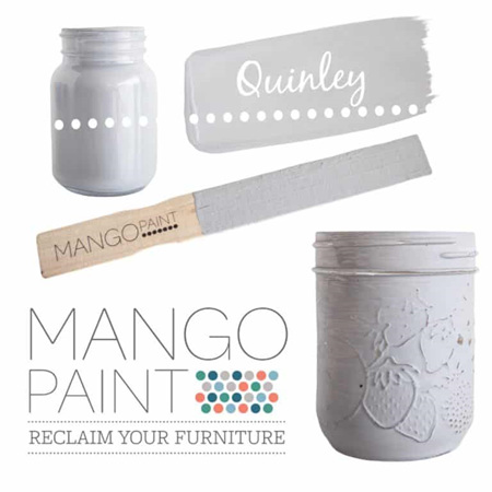 Quinley Mango Paint
