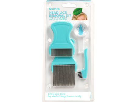 Quitnits Head Lice Removal Comb Kit