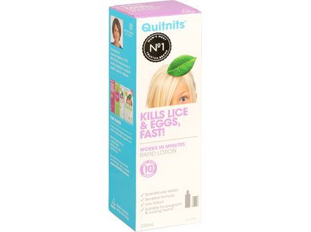 Quitnits Rapid 10 Minute Treatment
