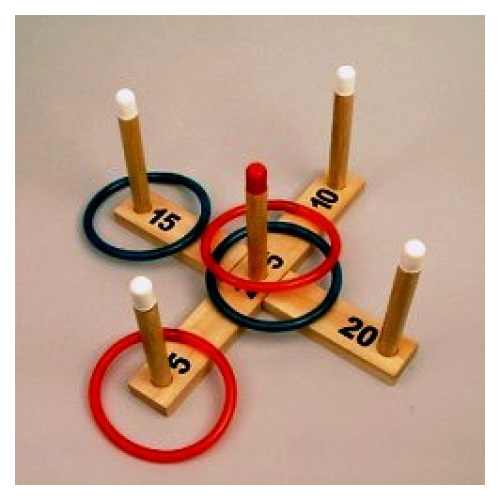 quoits ring toss games hire wedding event