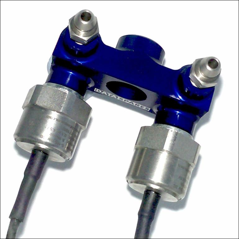 R126 formula brake pressure sensors