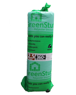 R2.5 GreenStuf Wall Pads