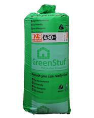 R2.9 GreenStuf Ceiling Pads - 6.82m2/pack