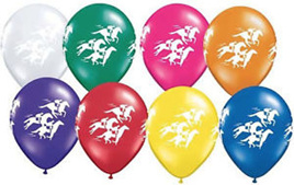 Racehorse Balloon