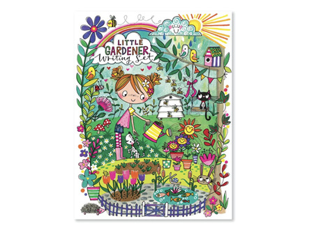 Rachel Ellen Little Gardener Writing Set