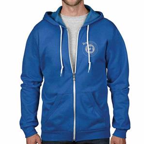 Racing chainring hoodie