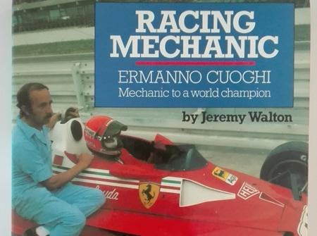 Racing Mechanic, Ermanno Cuoghi by Jeremy Walton