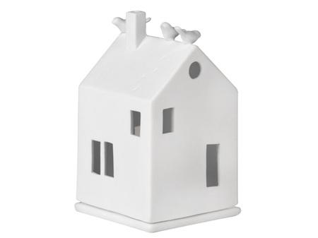Rader Bird House Porcelain Tea Light