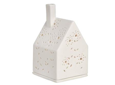 Rader Flower Porcelain Tealight House