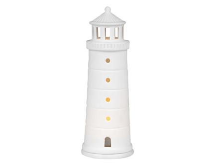 Rader Lighthouse Beyond The Sea Tealight