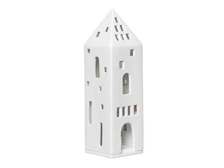 Rader Porcelain Tower House Tealight