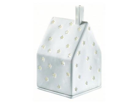 Rader Star House Porcelain Tealight