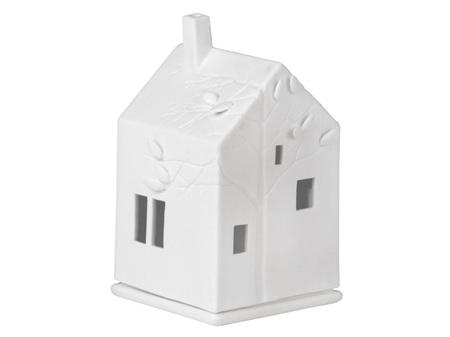 Rader Tree House Porcelain Tea Light