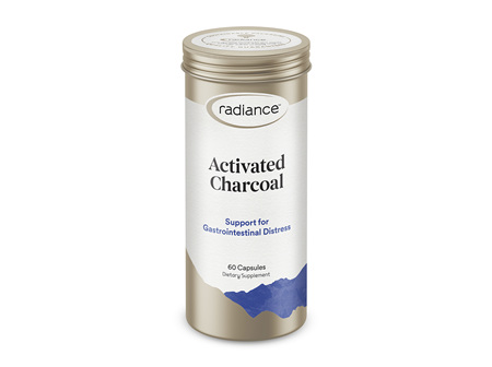 Radiance Activated Charcoal 60