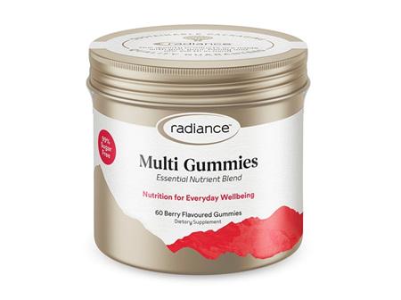 Radiance Adult Gummies Multi 60